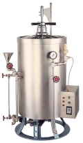 HL-350-167 VERTICAL TYPE STEAM AUTOCLAVE 167Lt