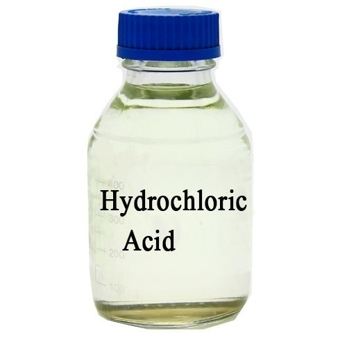 Hydrochloric Acid 15%, AR 500ml