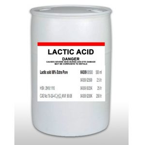 Lactic Acid AR, 500ml