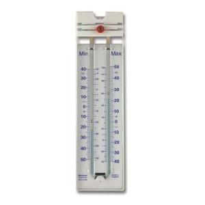 Thermometer min/max Manual
