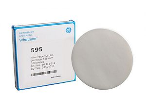 Whatman Qualitative Filter Paper Grade 595