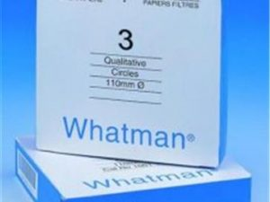 Whatman Qualitative Filter Paper Grade 3,6 μm