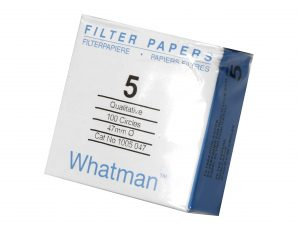 Whatman Qualitative Filter Paper Grade 5