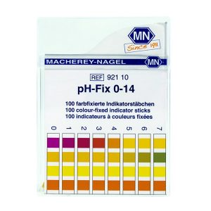 pH Fix Test Strips 0-14 100:Box