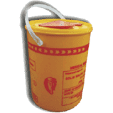 Sharps Container Disposal 15L