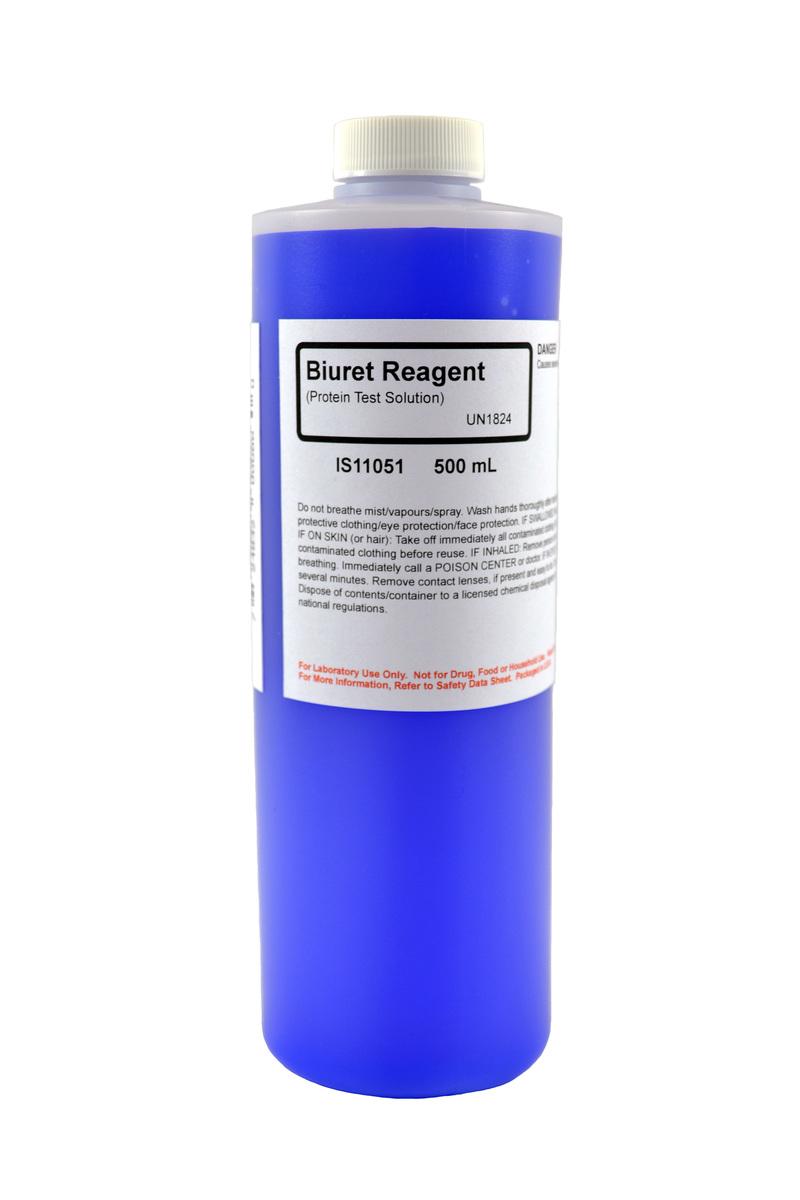 BIURET REAGENT CP 500 ml