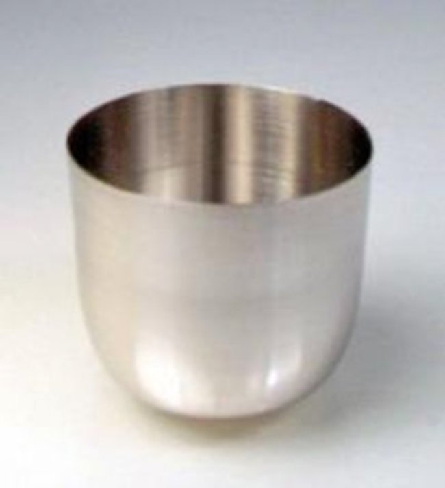 PLATINUM CRUCIBLE LOW/WIDE SHAPE 50ML