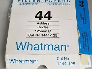 Whatman Quantitative Filter Paper Grade 44
