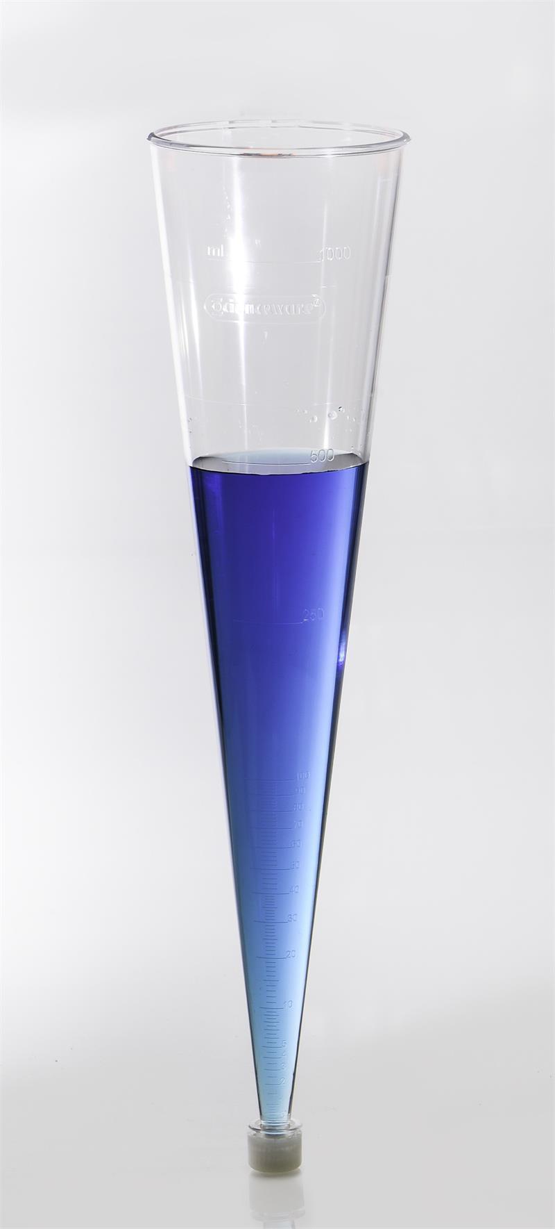 Imhoff Cones (Plastic) 1000ml