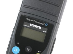 Pocket Colorimeter II , Hach 5870000, Chlorine (Free and Total)