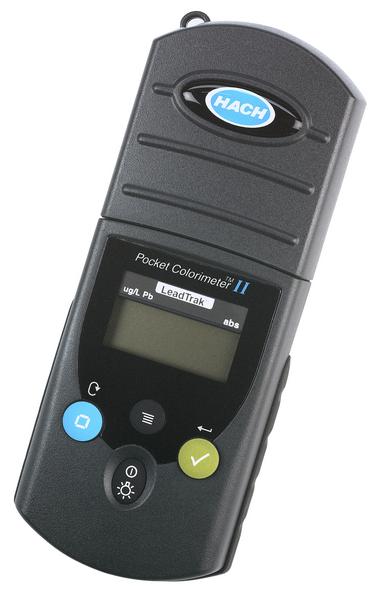 Pocket Colorimeter II , Hach 5870000, Chlorine (Free and Total)