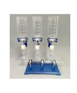 500 ML COMPLETE GLASS VACUUM MANIFOLDS 3-PLACES