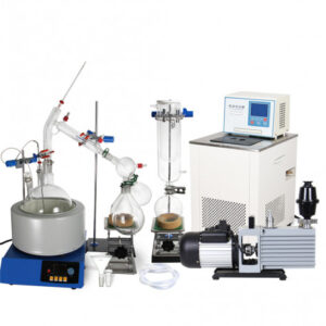 Lab1st Short Path Turnkey Distillation Kit - 2L